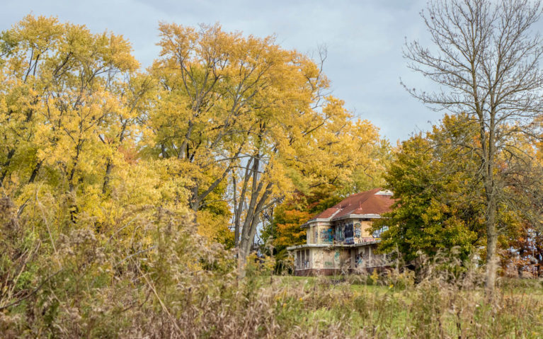 Glimpse of the Bowmanville POW Camp :: I've Been Bit! A Travel Blog