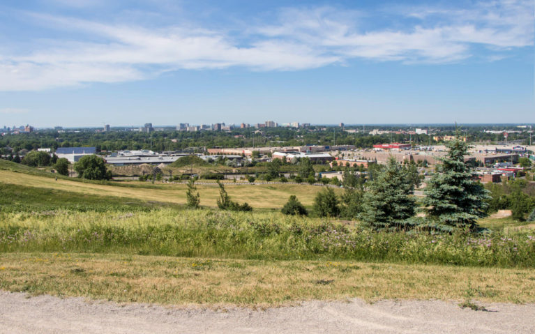 McLennan Park, One of the Best Views from Hiking Trails Kitchener Waterloo Area :: I've Been Bit! A Travel Blog