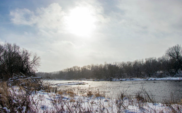 Walter Bean Trail, the Grand River Trail Kitchener :: I've Been Bit! A Travel Blog