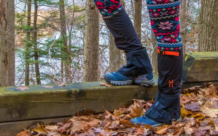 Gaiters are a Unique Gift Idea for the Hiker on Your List! :: I've Been Bit! A Travel Blog