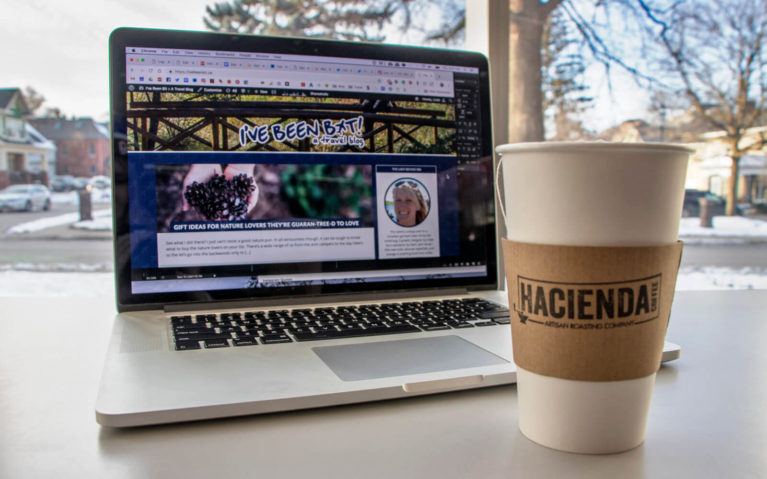 Natural Light and Caffeine, the Perfect Pairing at the Kitchener Public Library! :: I've Been Bit! A Travel Blog