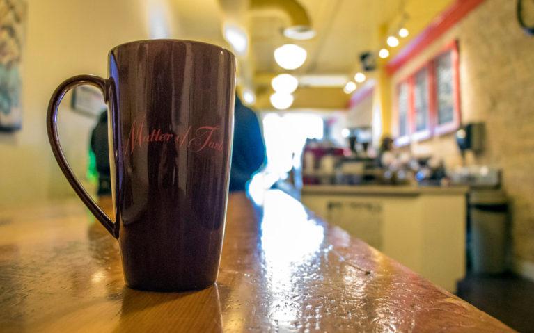 Can't Go Wrong at the Matter of Taste Cafe in Kitchener! :: I've Been Bit! A Travel Blog