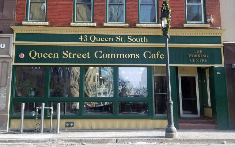 Make Yourself at Home at the Queen Street Commons Cafe :: I've Been Bit! A Travel Blog