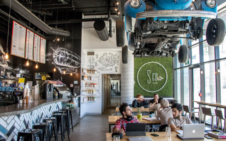 Settlement Co - the Prettiest of the Cafes in Kitchener, Ontario :: I've Been Bit! A Travel Blog