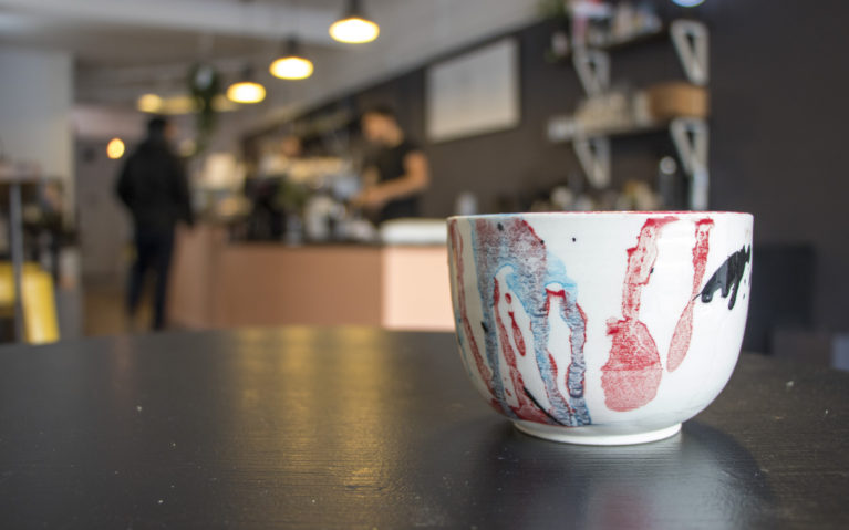 Which Cafe in Kitchener Will You Choose? Maybe Show and Tell? :: I've Been Bit! A Travel Blog