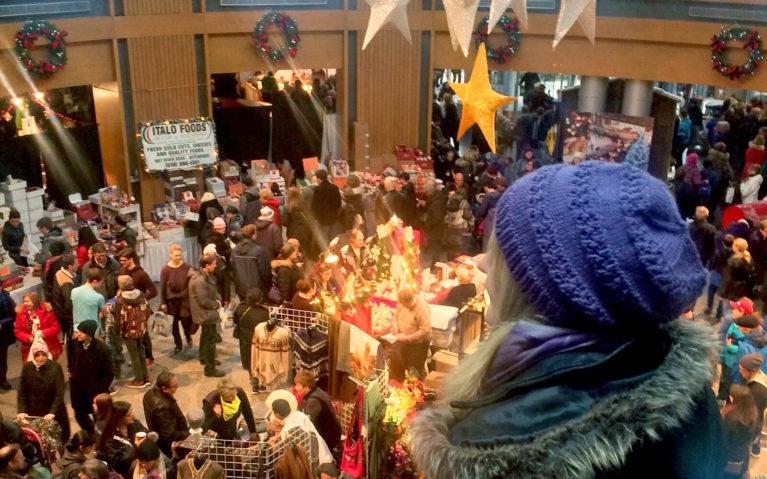 Inside the Kitchener Christkindl Market :: I've Been Bit! A Travel Blog