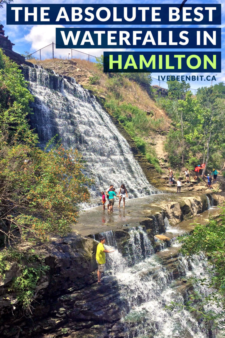 Known as the city of waterfalls and possibly even the waterfall capital of the world, Hamilton, Ontario has so much to offer waterfall chasers! With over 120 waterfalls to choose from, it can be overwhelming to know where to go! This guide outlines the best waterfall hiking trails and where to travel to. | #Travel #Canada #Winter #Hiking #Hamilton #Ontario | IveBeenBit.ca