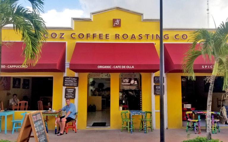 Cozumel Coffee Shop :: I've Been Bit! A Travel Blog