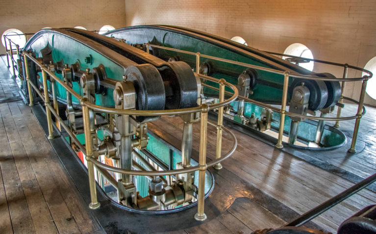 Top of the Two Steam Engines :: I've Been Bit! Travel Blog
