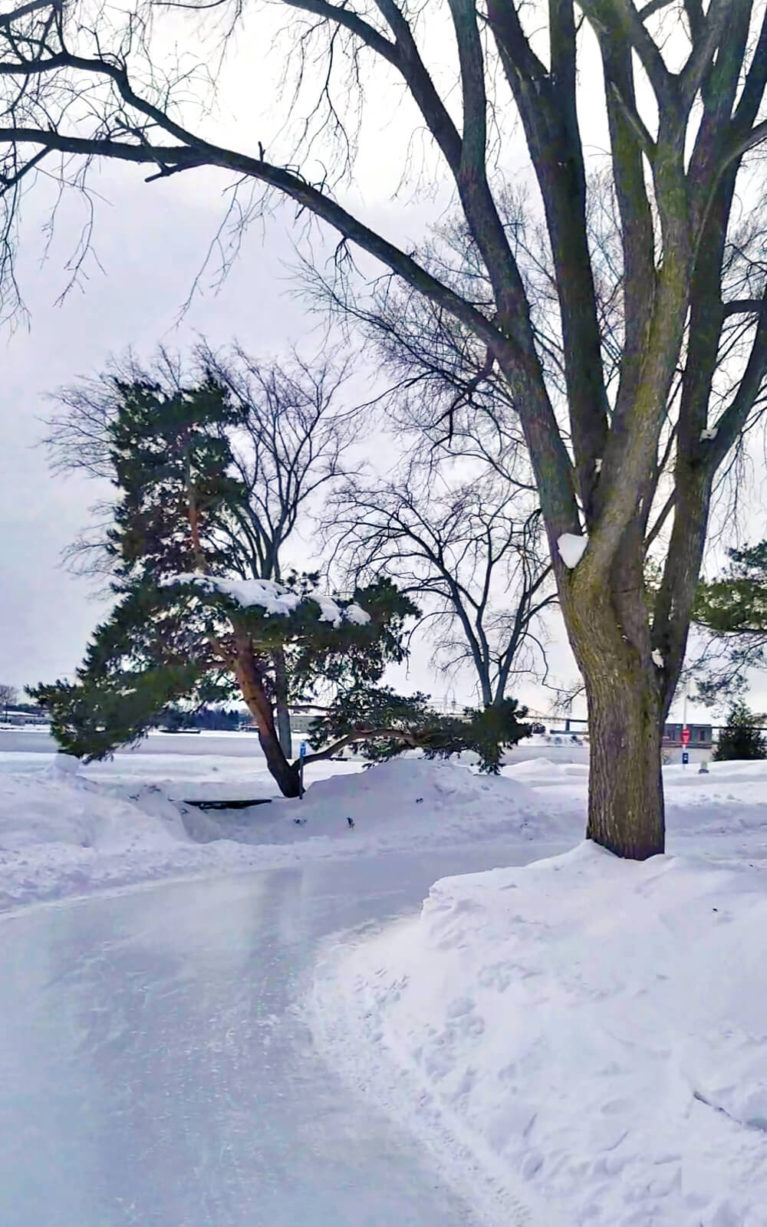 Views Along the Clergue Park Skate Trail in Sault Ste Marie Ontario :: I've Been Bit! Travel Blog