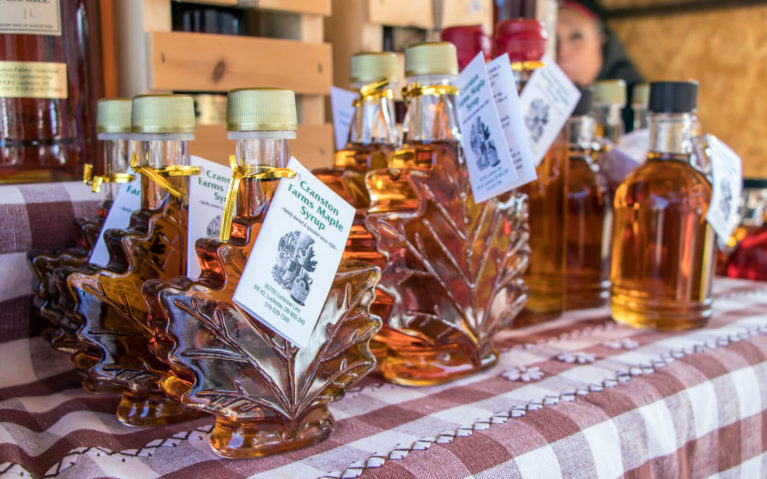 Maple Syrup Makes a Fantastic Gift for Canadians and Foreigners Alike :: I've Been Bit! Travel Blog