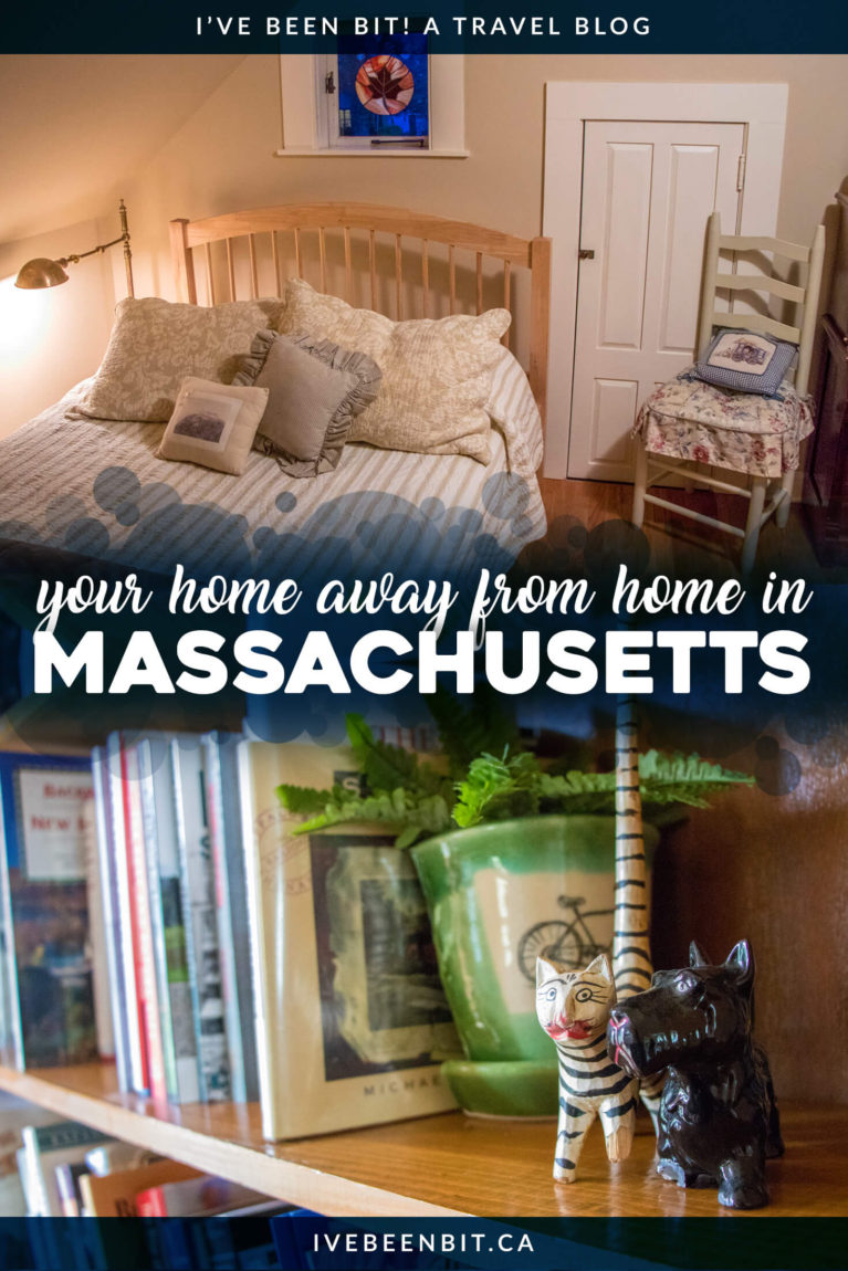 Enjoy a beautiful getaway in Western Massachusetts at the Sugar Maple Trailside Inn. This bed and breakfast in Northampton MA is just what you're looking for in Massachusetts accommodation! | #Travel #UnitedStates #USA #Massachusetts #Accommodation #Northampton #Hampshire County | IveBeenBit.ca