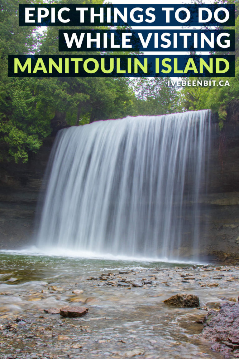 Insider tips and travel advice for planning your visit to Manitoulin Island, Ontario, Canada. Hiking, lookouts, good eats, great beer, beautiful arts & so much more! Check out these amazing things to do on Manitoulin Island you'll adore! | #Travel #Canada #Ontario #Manitoulin #ManitoulinIsland #Hiking #Food #IndigenousExperiences #ArtGallery | IveBeenBit.ca
