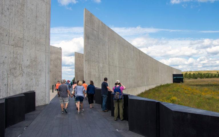 Flight 93 Memorial in the Laurel Highlands of Pennsylvania :: I've Been Bit! Travel Blog