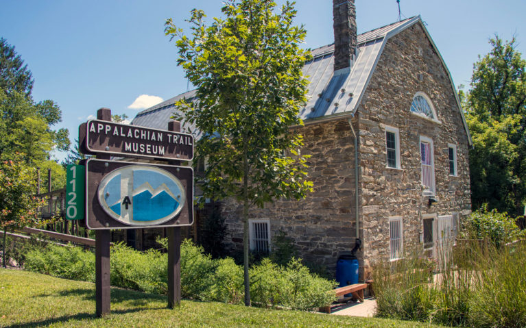 View of the Appalachian Trail Museum from the Street :: I've Been Bit! Travel Blog