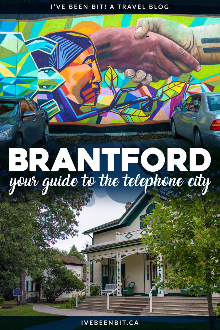 Whether you're in town for a hockey tournament, visiting friends or just passing through, you won't want to miss out on these top things to do in Brantford. | #Travel #Canada #Ontario #Brantford | IveBeenBit.ca