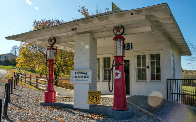 Great Lakes to Florida Highway Museum in Wytheville :: I've Been Bit! Travel Blog