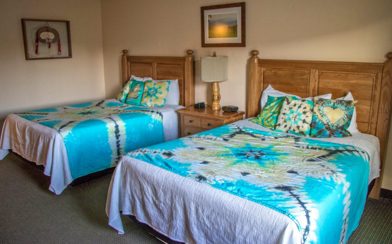 New Mountain Mercantile Room at the Hotel Floyd :: I've Been Bit! Travel Blog
