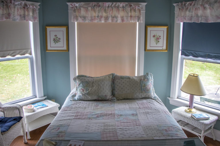 Inside One of the Rooms at the Stonewall Jackson B&B :: I've Been Bit! Travel Blog