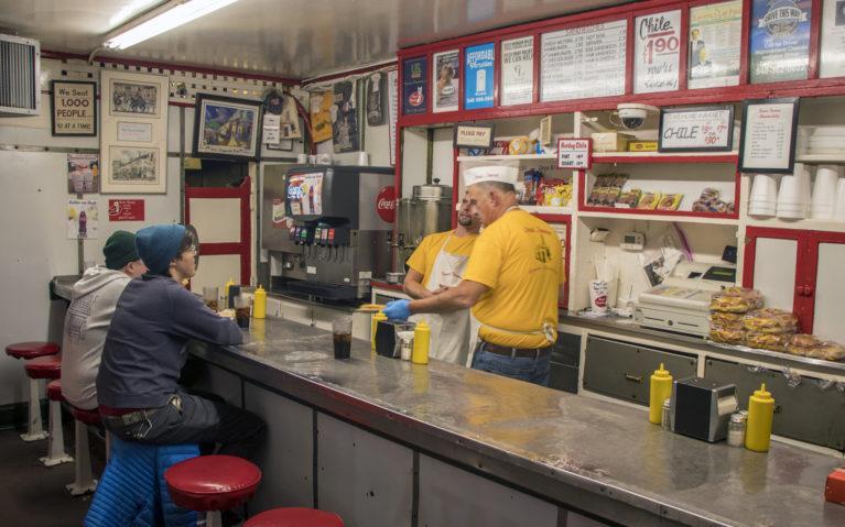 Inside the Iconic Texas Tavern Diner in Roanoke :: I've Been Bit! Travel Blog