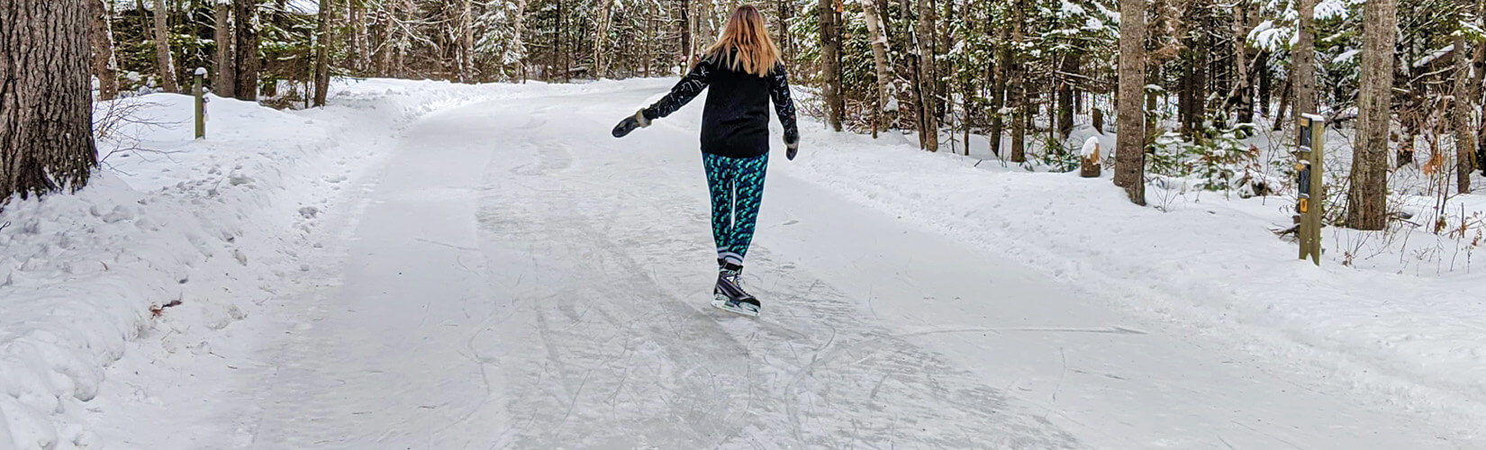 20 Outdoor Skating Trails in Ontario You'll Love At Frost Sight :: I've Been Bit! Travel Blog