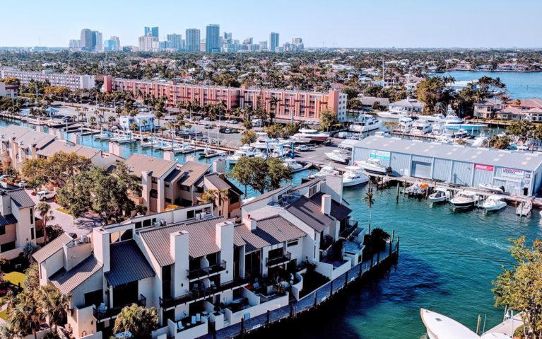 Views of Fort Lauderdale at Golden Hour :: I've Been Bit! Travel Blog