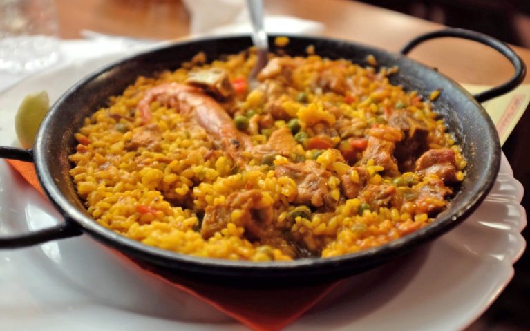 Paella, Easily One of the Top 10 European Foods :: I've Been Bit! Travel Blog