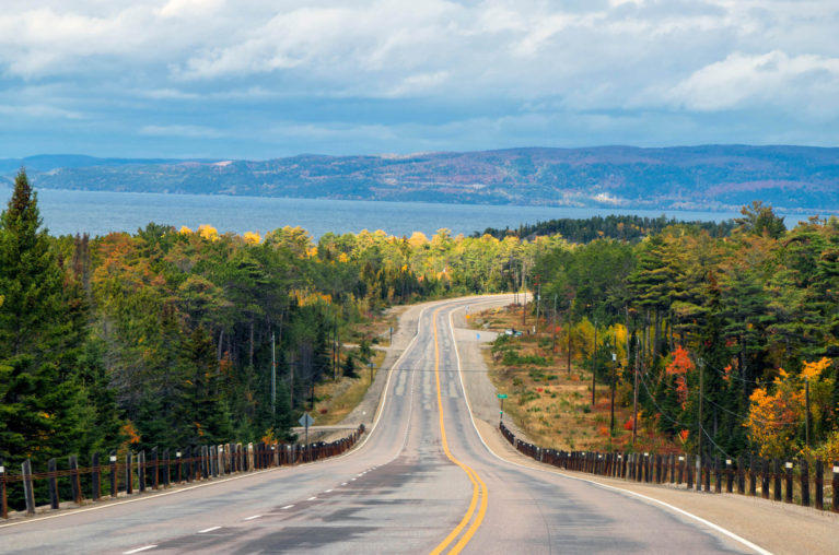 Views from the Lake Superior Coastal Drive, a Must On Your Northern Ontario Road Trip :: I've Been Bit! Travel Blog