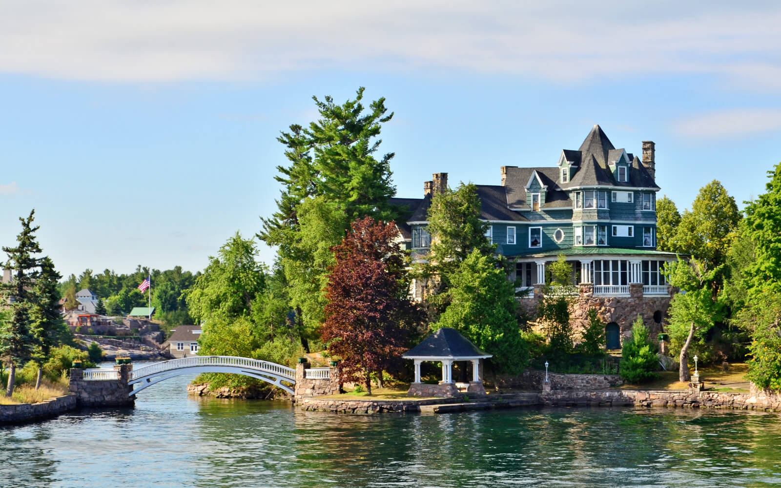Views from a Cruise of the Thousand Islands :: I've Been Bit! Travel Blog