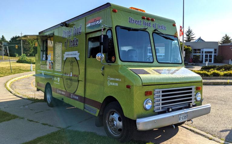 Green Jashan-e-Dawat Food Truck :: I've Been Bit! Travel Blog