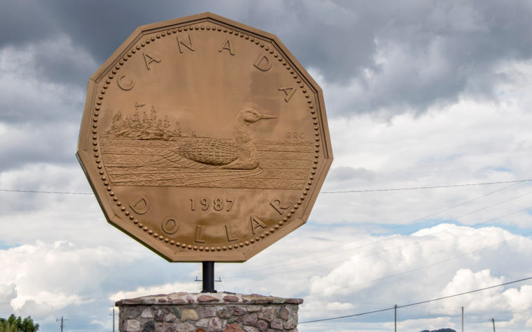 The Echo Bay Loonie in All its Glory :: I've Been Bit! Travel Blog