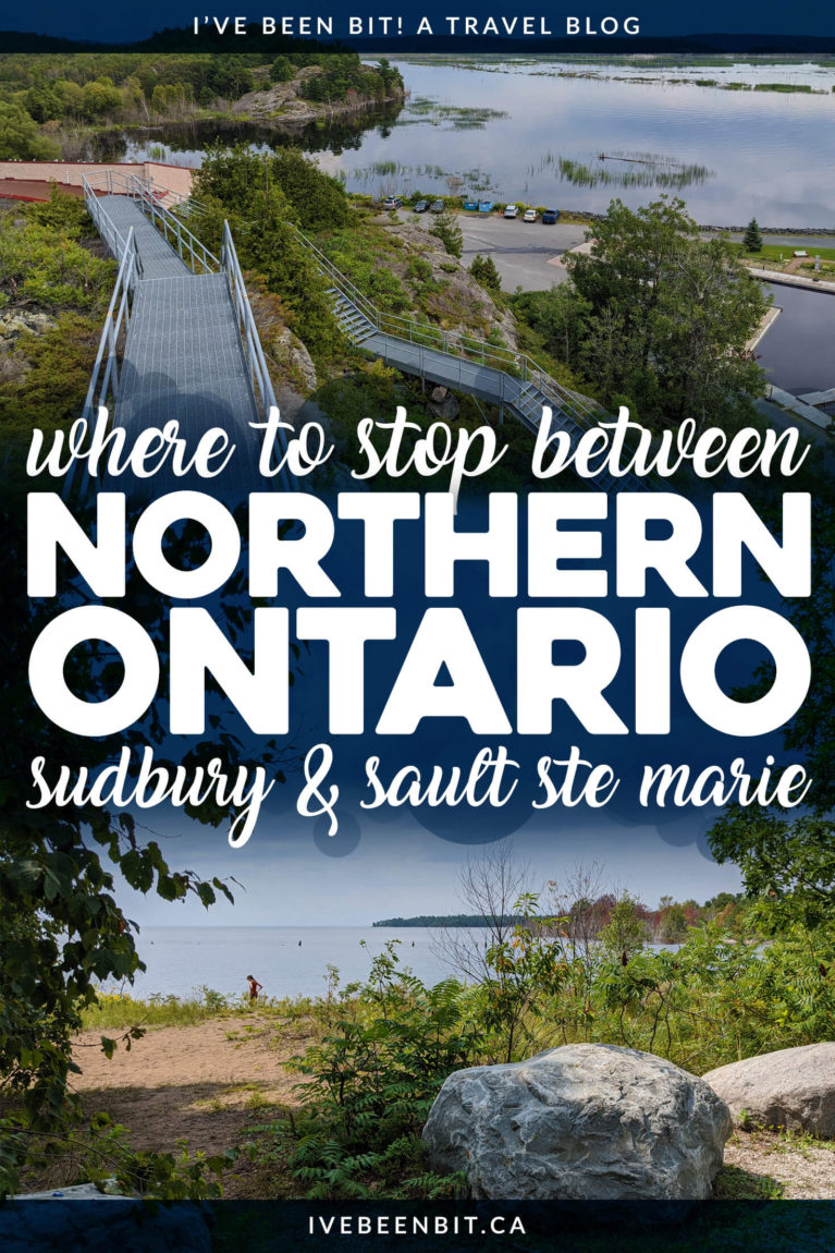 Wondering where to go in Ontario? You don't want to miss these incredible stops on a Northern Ontario road trip! While this only covers from Sudbury to Sault Ste Marie, you'll be surprised just how many Ontario destinations there are along the north shore of Lake Huron. | Things to Do in Ontario I Ontario Parks I Ontario Road Trips | What to Do in Ontario I Road Trips in Ontario | Places to Go in Ontario I Northern Ontario Travel I Travel to Ontario I #OntarioTravel #RoadTrips