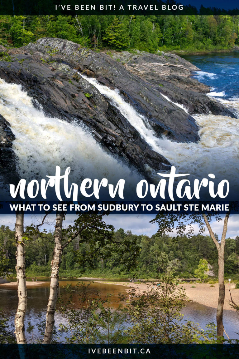 Wondering where to go in Ontario? You don't want to miss these incredible stops on a Northern Ontario road trip! While this only covers from Sudbury to Sault Ste Marie, you'll be surprised just how many Ontario destinations there are along the north shore of Lake Huron. | Things to Do in Ontario I Ontario Parks I Ontario Road Trips | What to Do in Ontario I Road Trips in Ontario | Places to Go in Ontario I Northern Ontario Travel I Travel to Ontario I #OntarioTravel #CanadaTravel