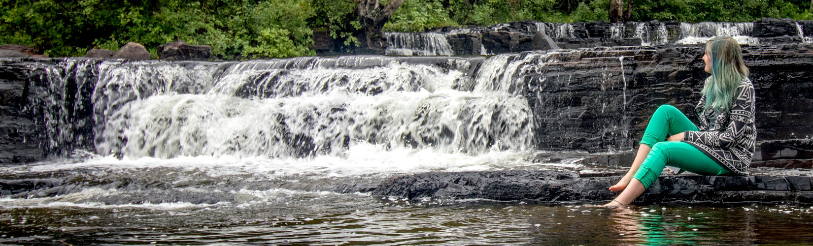 These Thunder Bay Waterfalls Will Call You to Northwestern Ontario :: I've Been Bit! Travel Blog