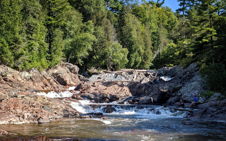 Chippewa Falls - the Midpoint of the Trans Canada Highway :: I've Been Bit! Travel Blog
