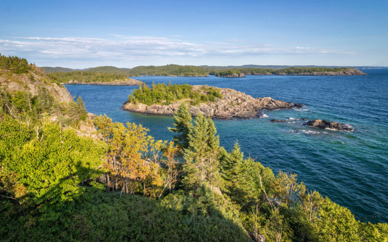 Views of Lake Superior from Pukaskwa National Park :: I've Been Bit! Travel Blog