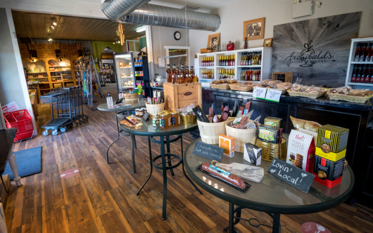 View Inside Archibald Orchard & Winery :: I've Been Bit! Travel Blog