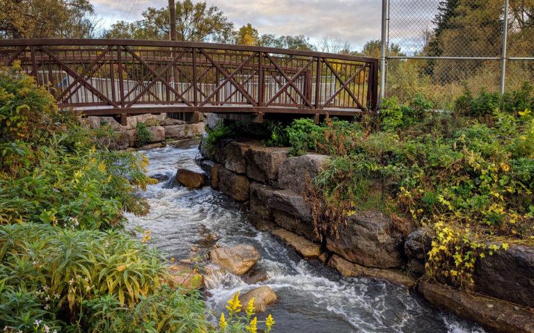 Bowmanville's Fish Ladder :: I've Been Bit! Travel Blog