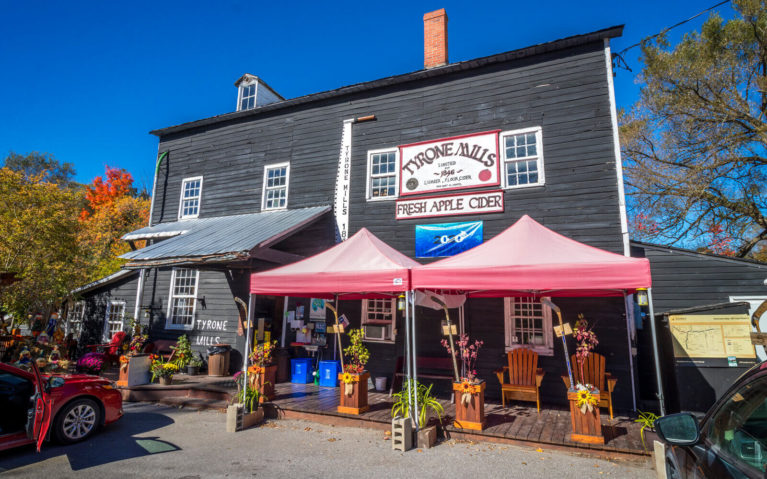 Visiting Tyrone Mills is One of the Unmissable Things to Do in Clarington :: I've Been Bit! Travel Blog