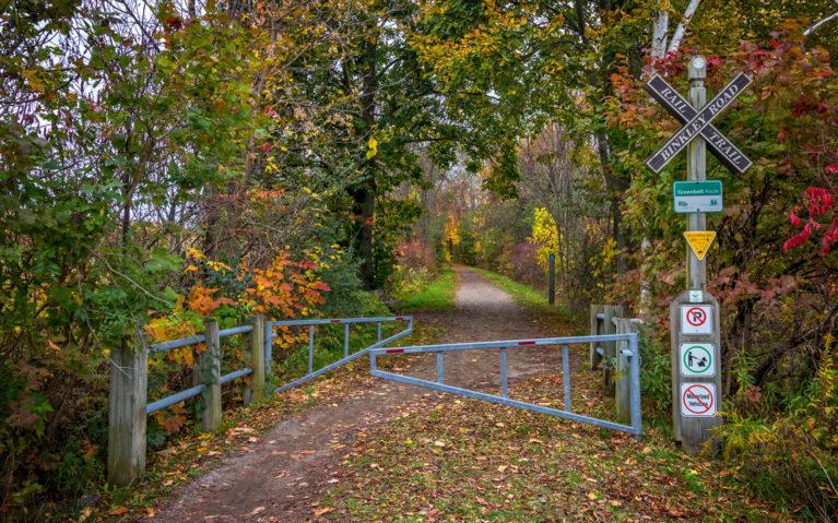Hamilton to Brantford Rail Trail :: I've Been Bit! Travel Blog