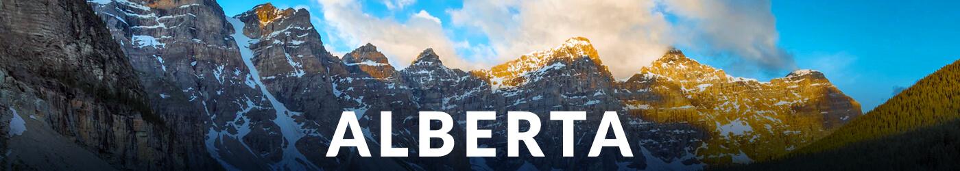 Alberta Blog Articles :: I've Been Bit! A Travel Blog