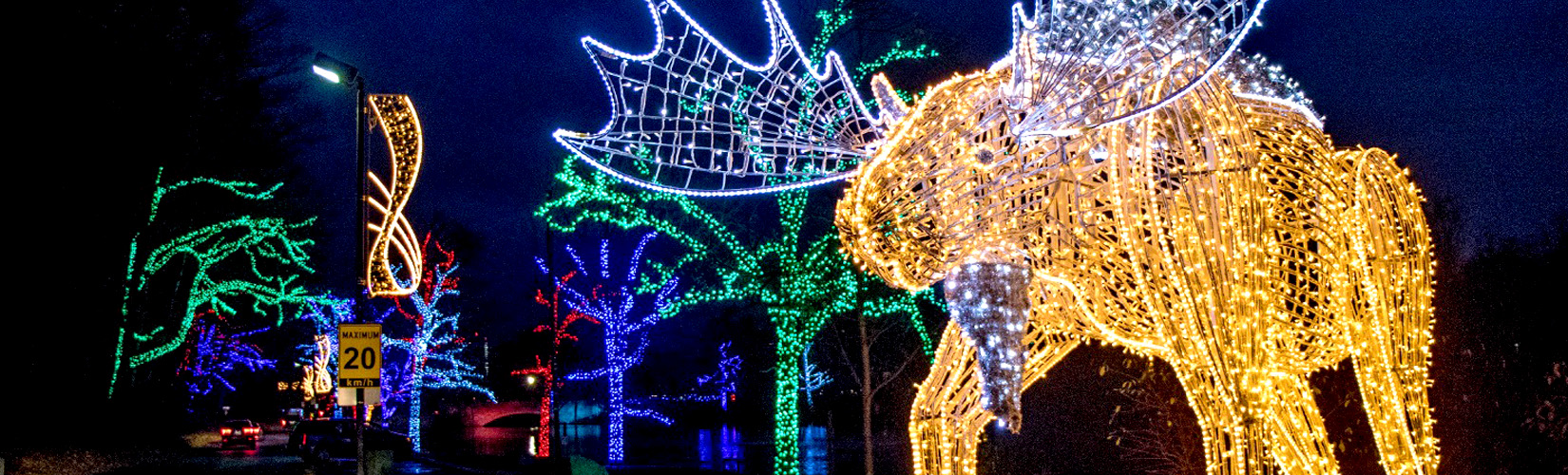 Christmas Lights in Ontario: Your Ever-Growing List of Holiday Cheer :: I've Been Bit! Travel Blog