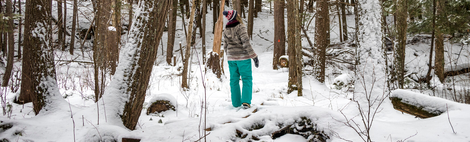 Winter Hiking For Beginners: Tips & Tricks For Hiking in the Snow :: I've Been Bit! Travel Blog