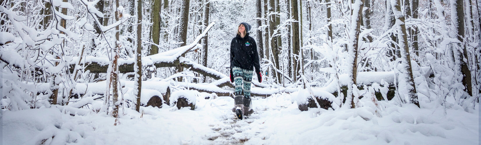 Winter Hiking Gear: 10 Things to Wear When Hitting the Trails :: I've Been Bit! Travel Blog