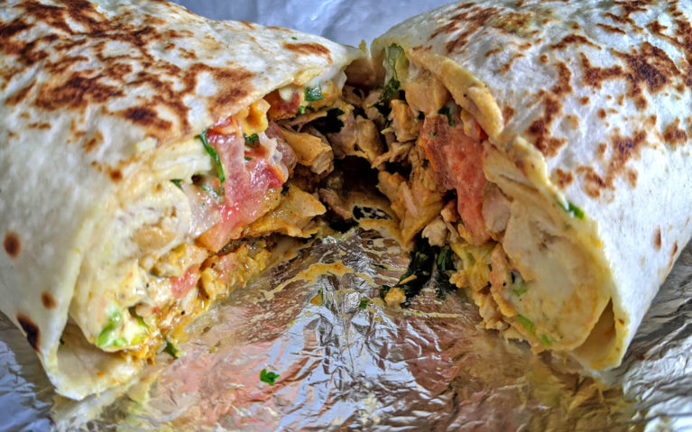 Georgie's Untraditional Shawarma To Go in Sault Ste Marie :: I've Been Bit! Travel Blog