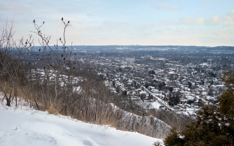 Views from Dundas Peak in Hamilton :: I've Been Bit! Travel Blog
