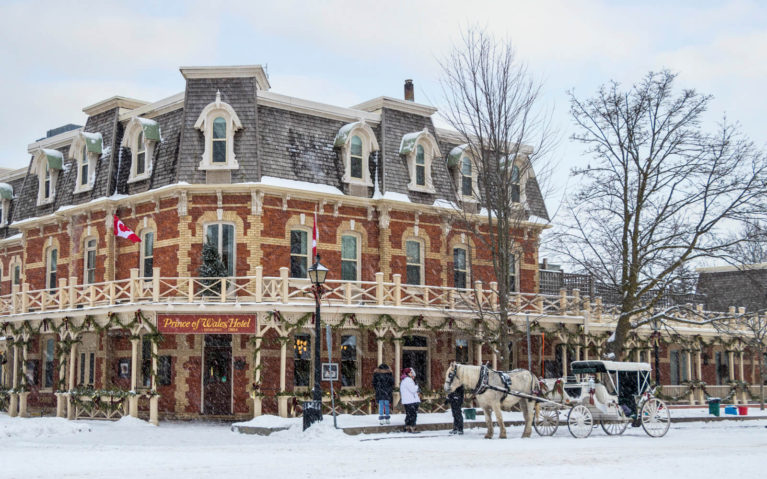 Niagara-on-the-Lake's Prince of Wales Hotel :: I've Been Bit! Travel Blog
