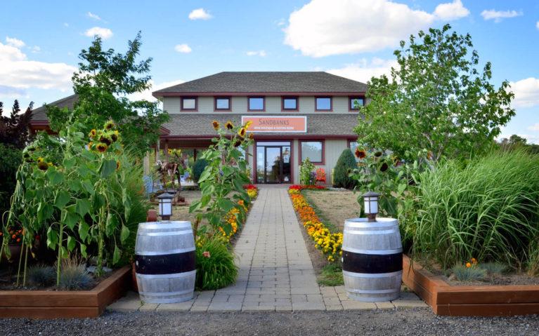 Sandbanks Winery in Prince Edward County :: I've Been Bit! Travel Blog