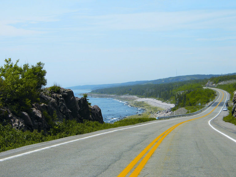 Some of the Views You'll Find Along Route 138 - Photo Credit: Artiom Kusci/Tourisme Côte-Nord – Manicouagan