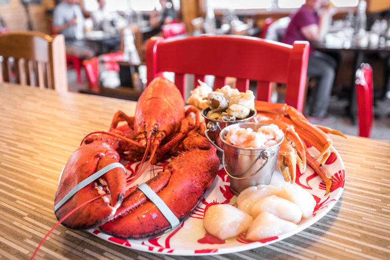 Be Sure to Indulge in the Regional Flavours - Photo Credit: Mathieu Dupuis/Le Québec maritime
